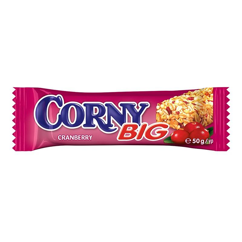 Müslibatoon CORNY BIG, jõhvika, 50g