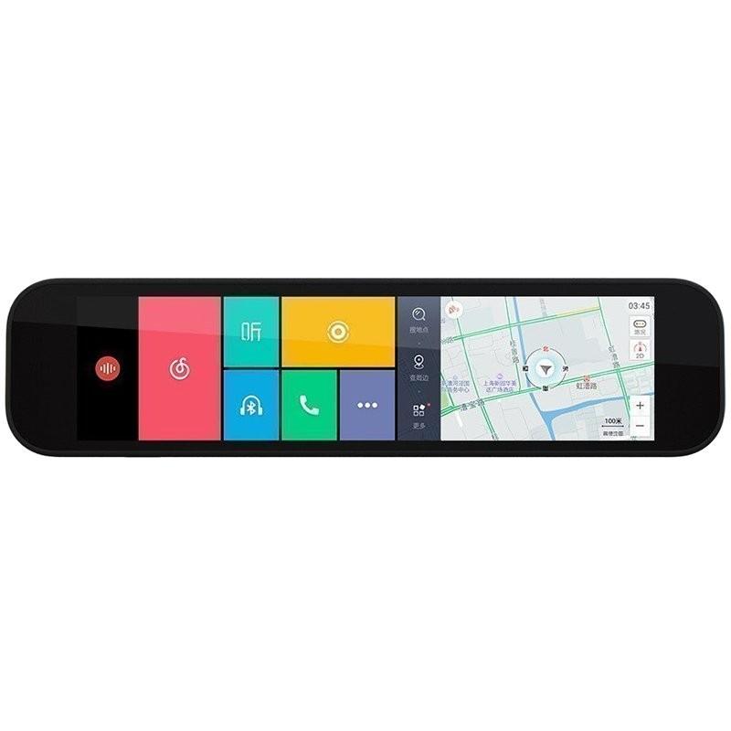 XIAOMI 70MAI Rearview Mirror Dash Cam, Wi-Fi, G-Sensor, 1600P, 5.0 inch, SONY IMX335, 30FPS, FOV 140°, 6G/F1.8, Hi3556 V100, 500mAh, H.264