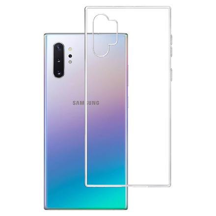 3MK Clear Case Back cover, Samsung, Galaxy Note 10 Plus, TPU, Transparent