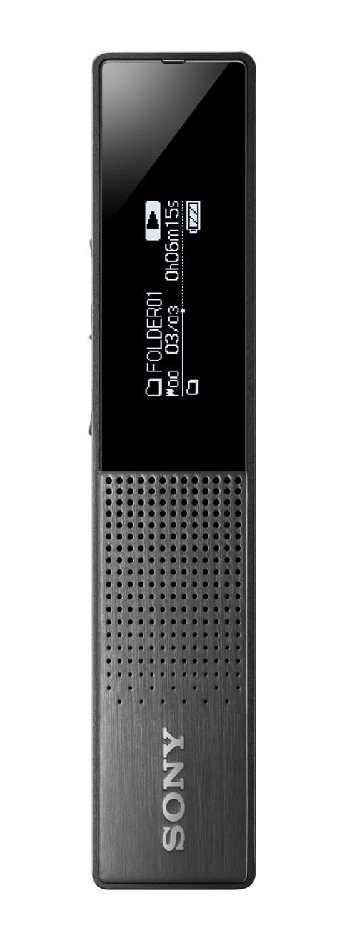 Sony ICD-TX650 Sisemälu Must