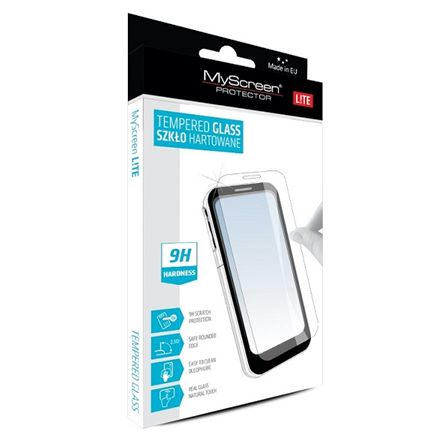 MyScreen tempered glass for iPhone 5/5S/5C/SE