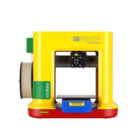 XYZprinting da Vinci miniMaker 3D-printer FFF (Fused Filament Fabrication) tehnoloogia