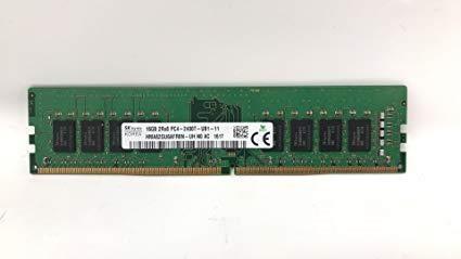 DELL AA335286 mälumoodul 16 GB 2 x 8 GB DDR4 2666 MHz ECC