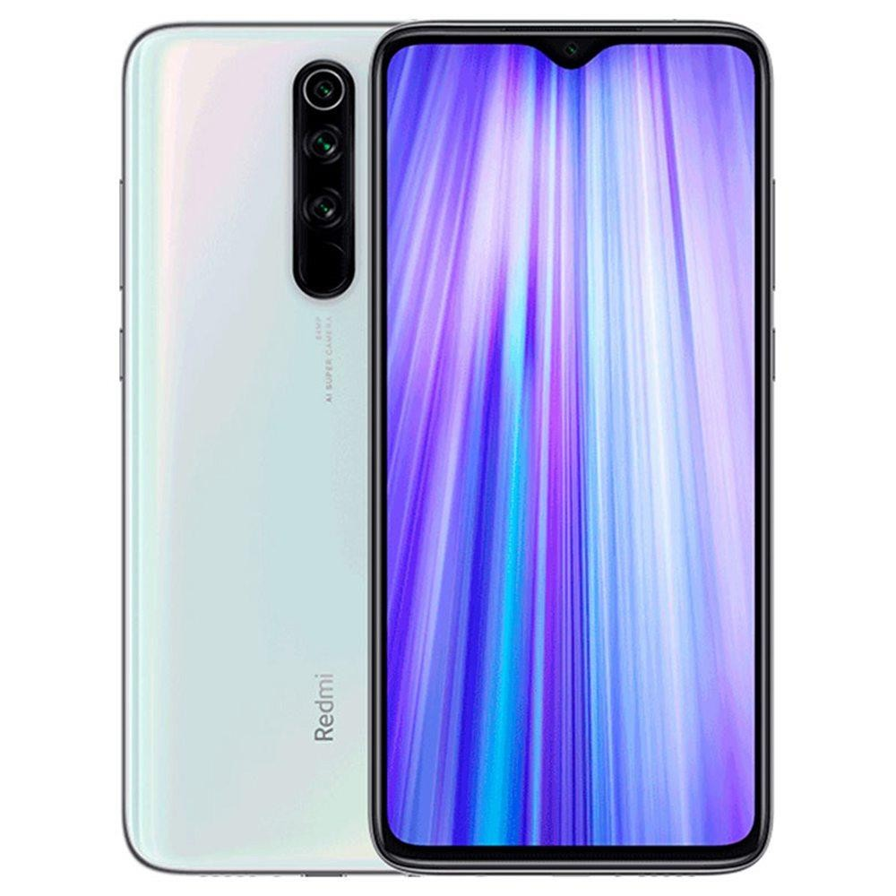 MOBILE PHONE REDMI NOTE 8 PRO/64GB WHITE MZB8620EU XIAOMI