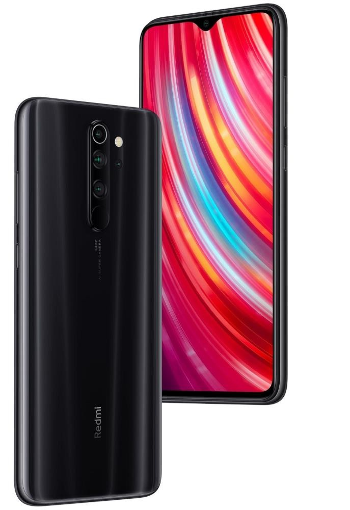 MOBILE PHONE REDMI NOTE 8 PRO/64GB GREY MZB8621EU XIAOMI