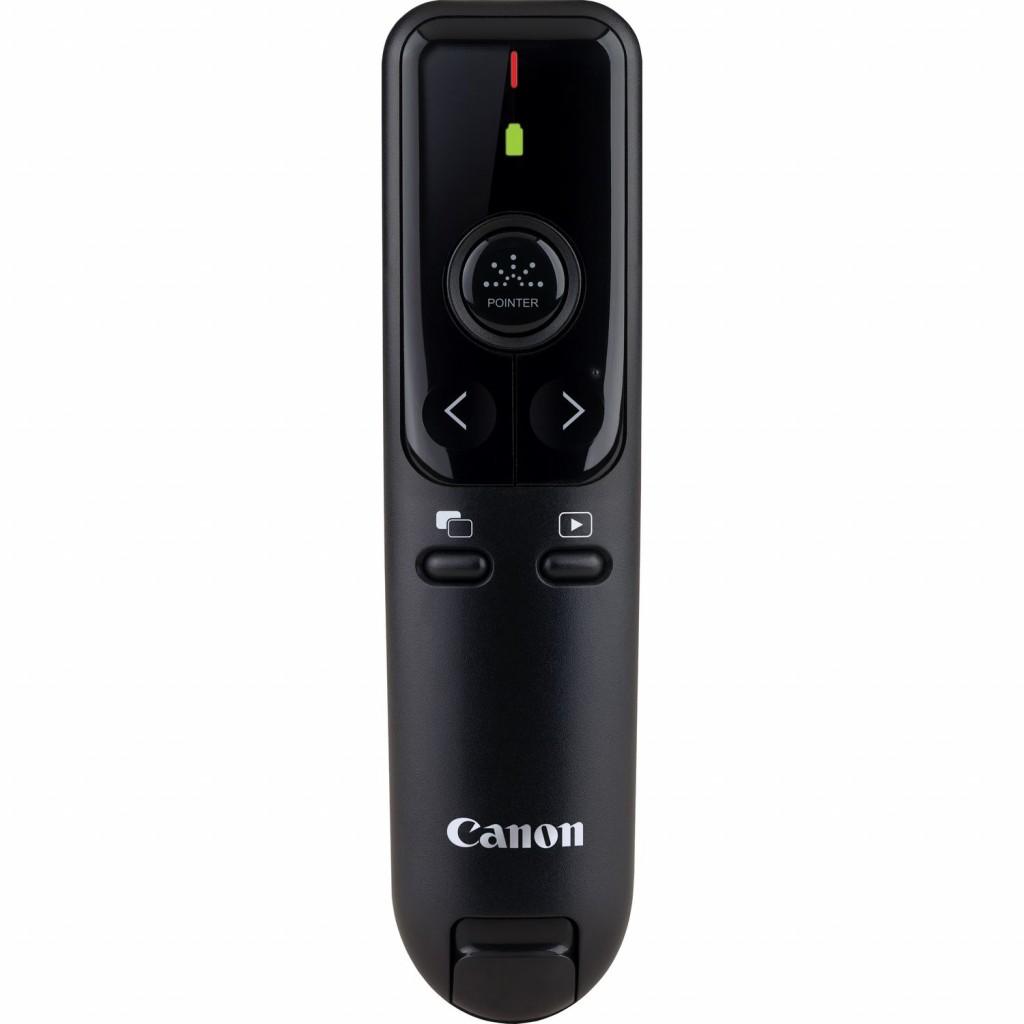 Canon PR500-R juhtmevaba esitluspult Must