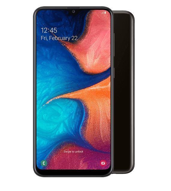 "Samsung Galaxy A20e SM-A202F 14,7 cm (5.8"") 3 GB 32 GB Kaksik-SIM 4G USB tüüp-C Must 3000 mAh"