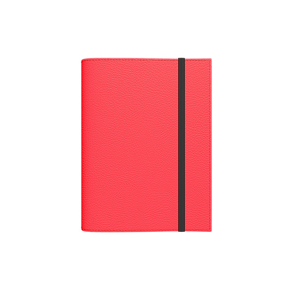 2912425019, Raamatkalender Unika Flex korallpunane