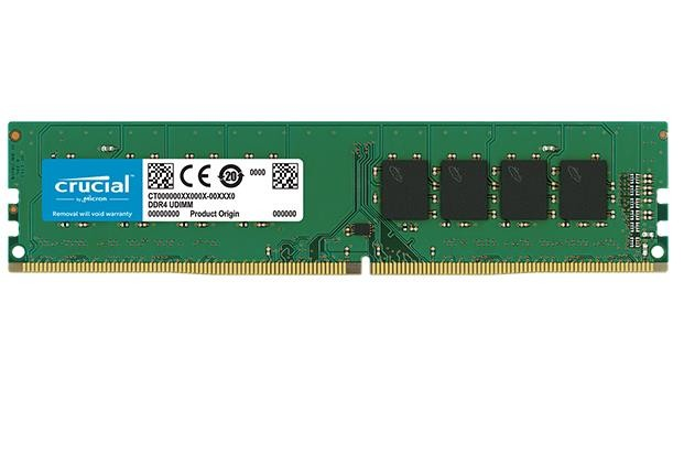 MEMORY DIMM 4GB PC25600 DDR4/CT4G4DFS632A CRUCIAL