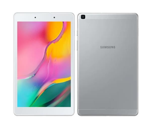 """Samsung Galaxy Tab A (2019) SM-T290N 20,3 cm (8"""") 2 GB 32 GB Wi-Fi 4 (802.11n) Hõbe Android 9.0"""