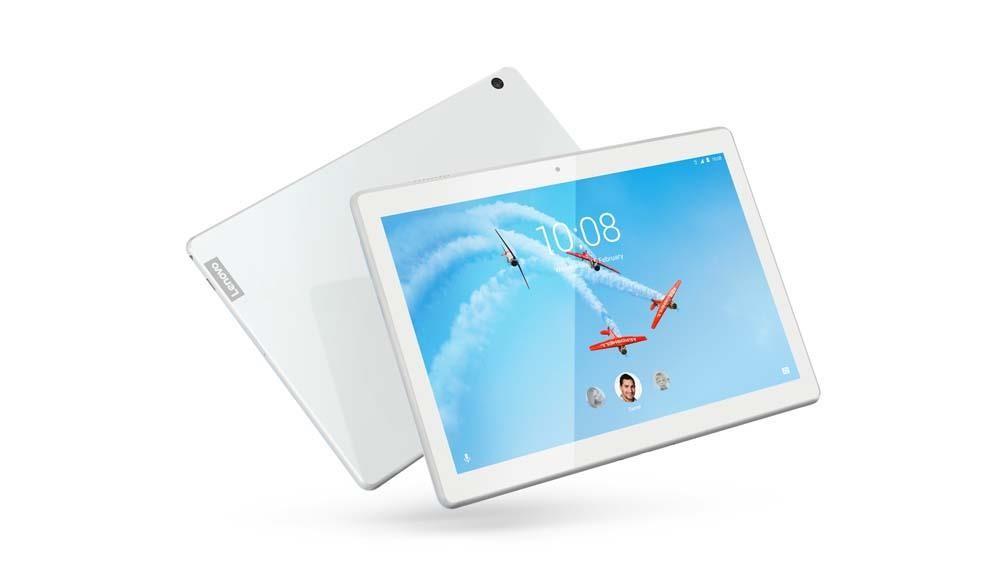 """Lenovo Tab M10 4G LTE 32 GB 25,6 cm (10.1"""") Qualcomm Snapdragon 2 GB Wi-Fi 5 (802.11ac) Valge"""