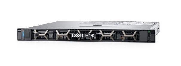 SERVER R340 E-2124 H330/4X3.5/2X350W/RAILS/3Y SCS DELL