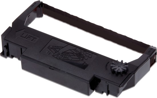 EPSON PACK 10 BLACK RIBBON AND