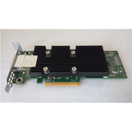 SALE OUT. Dell SAS 12Gbps HBA External Controller, Low Profile - Kit Dell UNPACKED, NO ORIGINAL PACKAGING