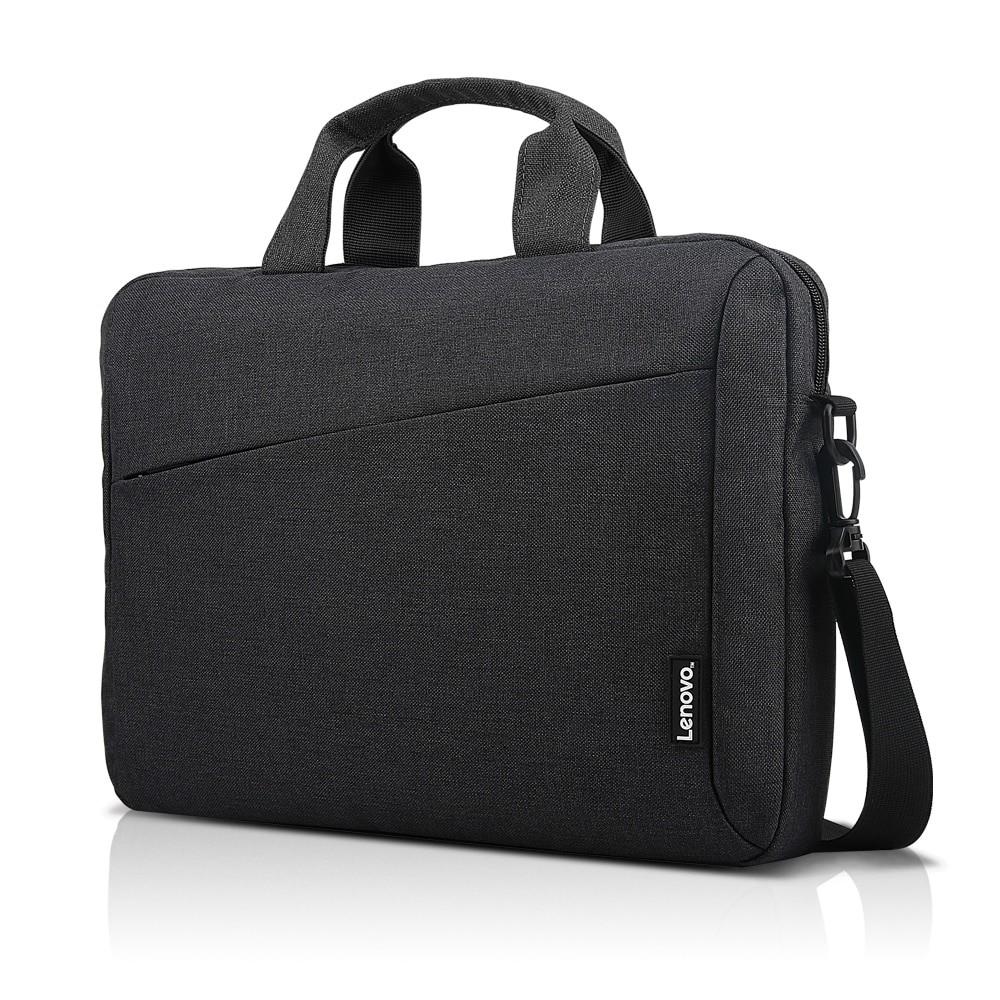 "Lenovo Casual Toploader T210 Fits up to size 15.6 "", Black, Messenger - Briefcase"