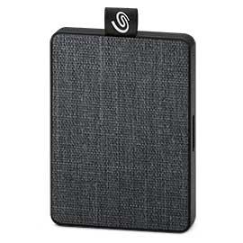 SEAGATE One Touch SSD 500GB Blck
