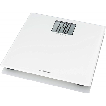 Medisana PS 470 Personal Scale, Glass, XL Display