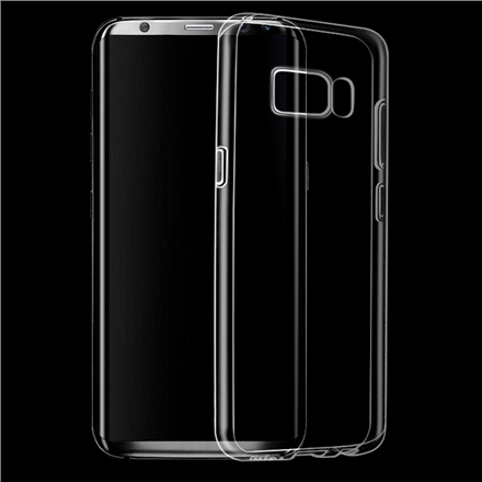 Hoco Light series TPU case for Galaxy S8 Plus transparent