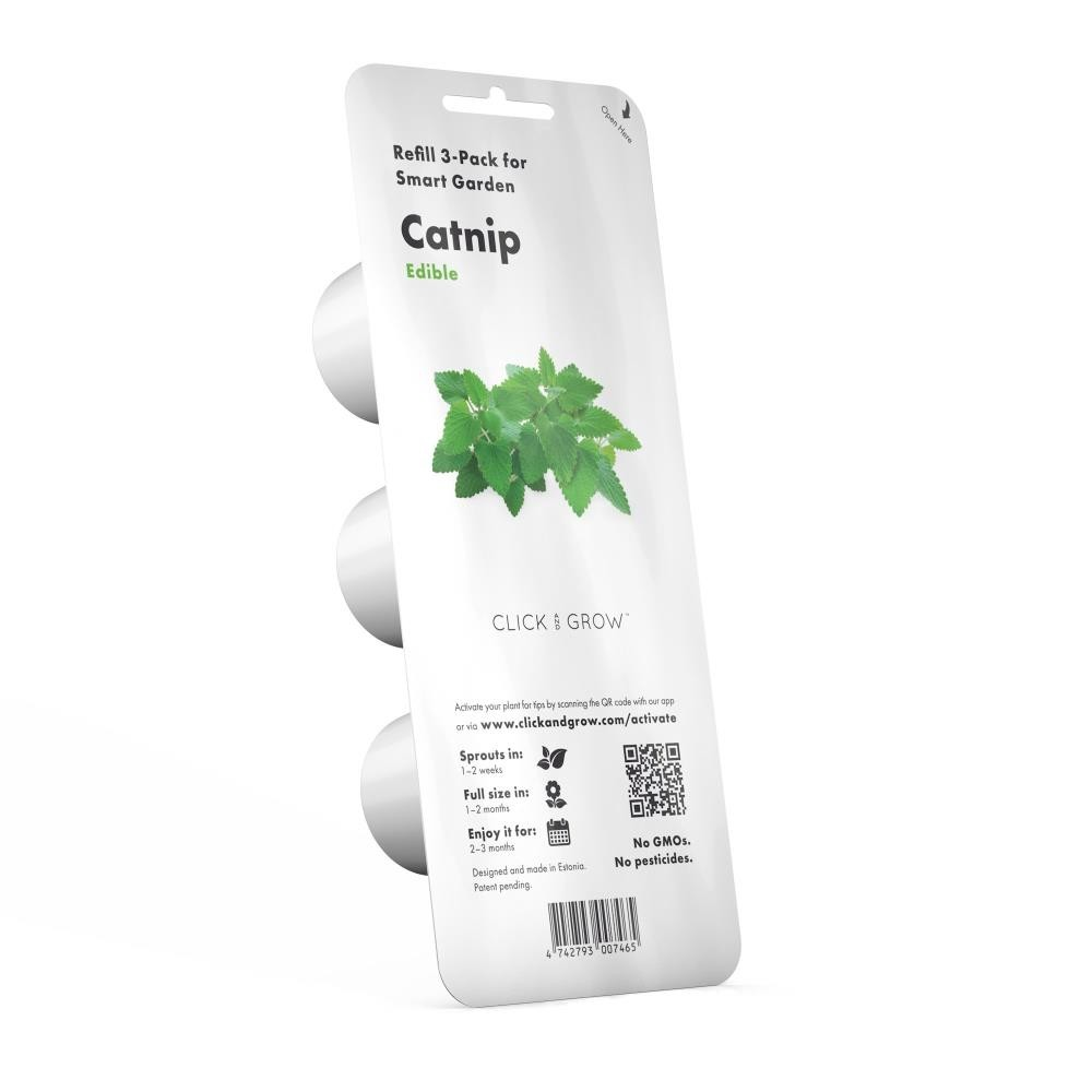 SMART HOME CATNIP REFILL/3PACK SGR29X3 CLICK&GROW
