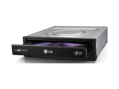 DVD RW SATA 24X INT BULK/BLACK GH24NSD5 HLDS