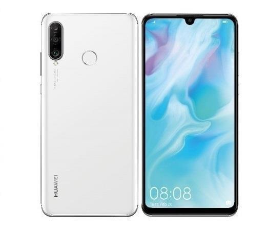 "Huawei P30 Lite 15,6 cm (6.15"") Android 9.0 4G USB tüüp-C 4 GB 128 GB 3340 mAh Valge"