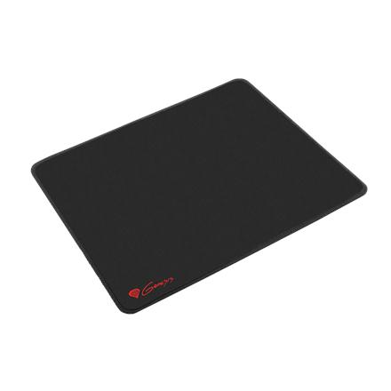 Genesis Carbon 500 Black, Mouse pad, Textile, 300 x 250 mm