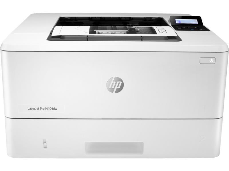 Laser Printer|HP|LaserJet Pro M404dw|USB 2.0|WiFi|ETH|Duplex|W1A56A#B19