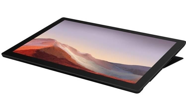 "Microsoft Surface Pro 7 256 GB 31,2 cm (12.3"") 10th gen Intel® Core™ i7 16 GB Wi-Fi 6 (802.11ax) Windows 10 Home Must"