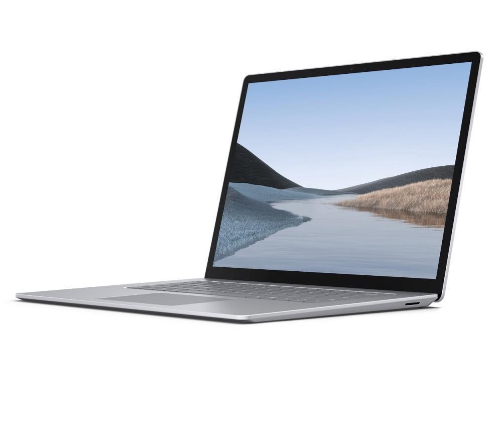 "Notebook MICROSOFT Surface Surface Laptop 3 CPU 3580U 2100 MHz 15"" Touchscreen 2496x1664 RAM 8GB DDR4 SSD 128GB Radeon Vega 9 Graphics Integrated ENG Windows 10 Home Platinum 1.542 kg V4G-00008"