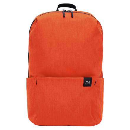 Xiaomi Mi Casual Daypack ZJB4148GL Orange, Shoulder strap, Waterproof