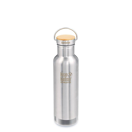 klean kanteen Insulated Reflect Water Bottle 1002726  Capacity 0,592 L, Brushed Stainless steel