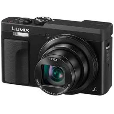 "Panasonic DC-TZ90EP-K Digital Still Camera Panasonic LUMIX Digital Camera DC-TZ90 Compact camera, 20.3 MP, Optical zoom 30 x, Digital zoom 4 x, ISO 6400, Display diagonal 3.0 "", Wi-Fi, Video recording, Li-ion, Black"