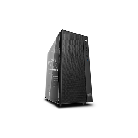 Deepcool MATREXX 55 MESH Side window, Black, E-ATX, Power supply included No