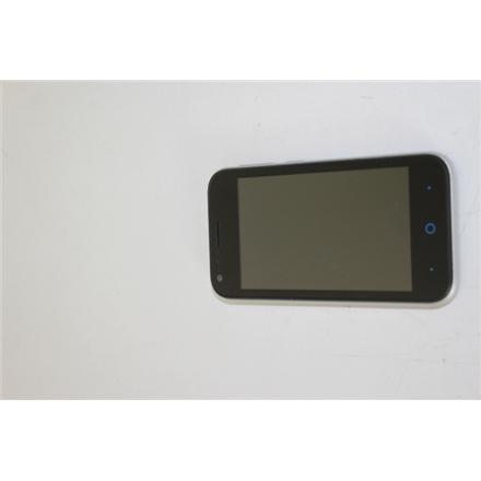 "SALE OUT. ZTE Blade L110 (Black) Dual SIM 4.0"" TFT 480x800/1.3GHz/8GB/1GB RAM/Android 6.0/microSD/WiFi,BT ZTE Blade L110 Black, 4.0 "", TFT, 480 x 800, Spreadtrum, SC7731G, Internal RAM 1 GB, 8 GB, microSD, Dual SIM, Micro-SIM, 3G, Main camera 5 MP, Secondary camera 2 MP, Android, 6.0, 1400 mAh, USED, REFURBISHED"