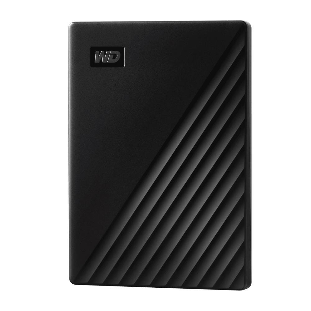 External HDD|WESTERN DIGITAL|My Passport|2TB|USB 2.0|USB 3.0|USB 3.2|Colour Black|WDBYVG0020BBK-WESN