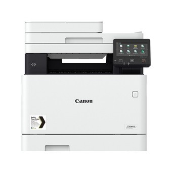 Canon I-SENSYS MF742Cdw Colour, Laser, Multifunction, A4, Wi-Fi, White