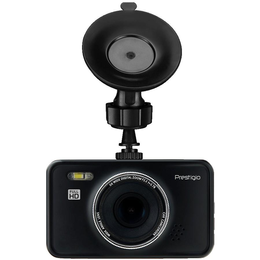 Prestigio RoadRunner 420DL 3.0'' IPS (640*360) display Dual Camera front FHD 1920x1080@30fps HD 1280x720@30fps rear,VGA 640&480@30fps CPU GP5168 2 MP CMOS GC2053 image sensor 12 MP camera