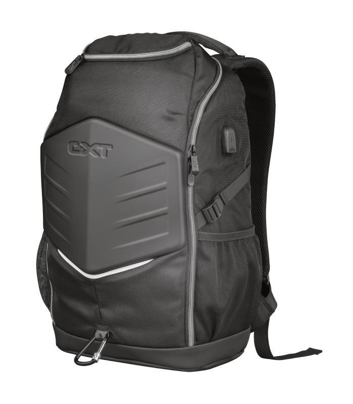 "Trust GXT 1255 Outlaw sülearvutikott 39,6 cm (15.6"") Seljakott Must"