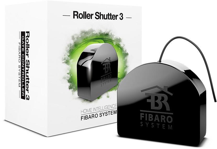 SMART HOME ROLLER SHUTTER 3/FGR-223 FIBARO