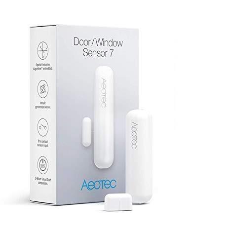 DETECTOR DOOR/WINDOW SENSOR 7/ZWA008 AEOTEC
