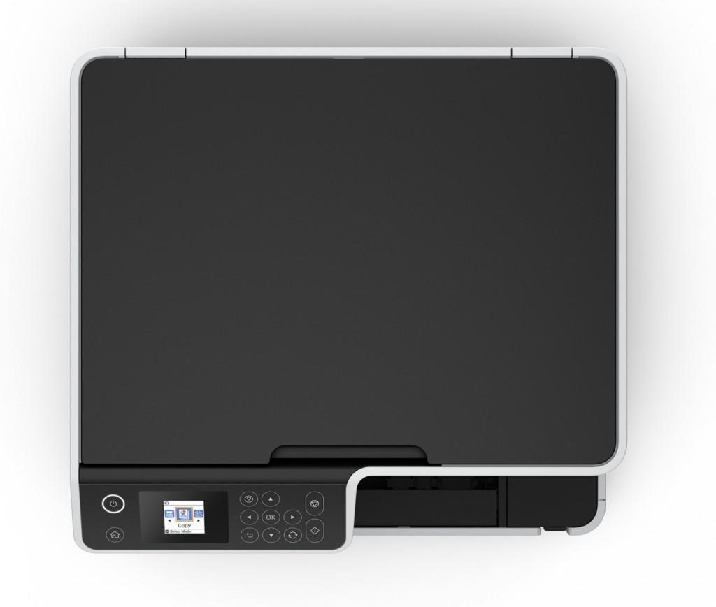 Epson 3 in 1 printer EcoTank M2170 Mono, Inkjet, All-in-one, A4, Wi-Fi, White