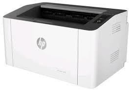Laser Printer|HP|107w|USB 2.0|WiFi|4ZB78A#B19