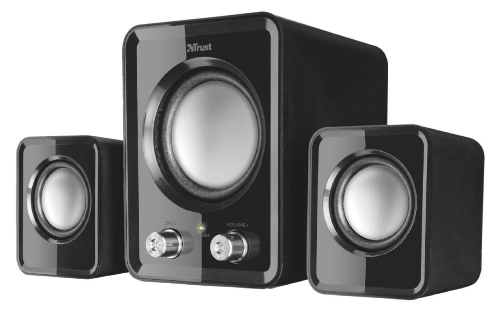 Speaker TRUST ZIVA Black 21525