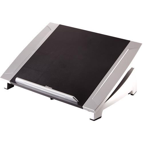 """Fellowes 8032001 sülearvuti raam & alus 43,2 cm (17"""") Must"""