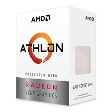 CPU|AMD|Athlon X2|3000G|3500 MHz|Cores 2|4MB|35 Watts|GPU Radeon Vega 3|BOX|YD3000C6FHBOX