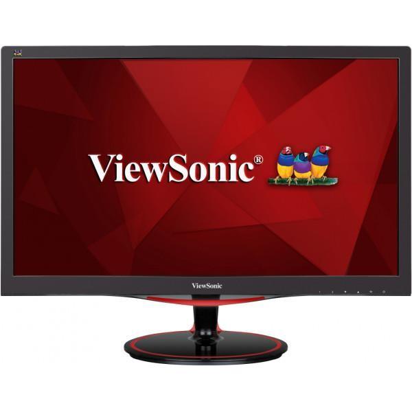 "LCD Monitor|VIEWSONIC|VX2458-MHD|23.6""|Gaming|Panel TN|1920x1080|16:9|144Hz|1 ms|Speakers|Tilt|Colour Black / Red|VX2458-MHD"