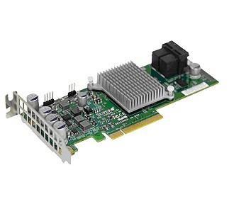 Supermicro AOC-S3008L-L8E RAID-kontroller PCI Express 12 Gbit/s