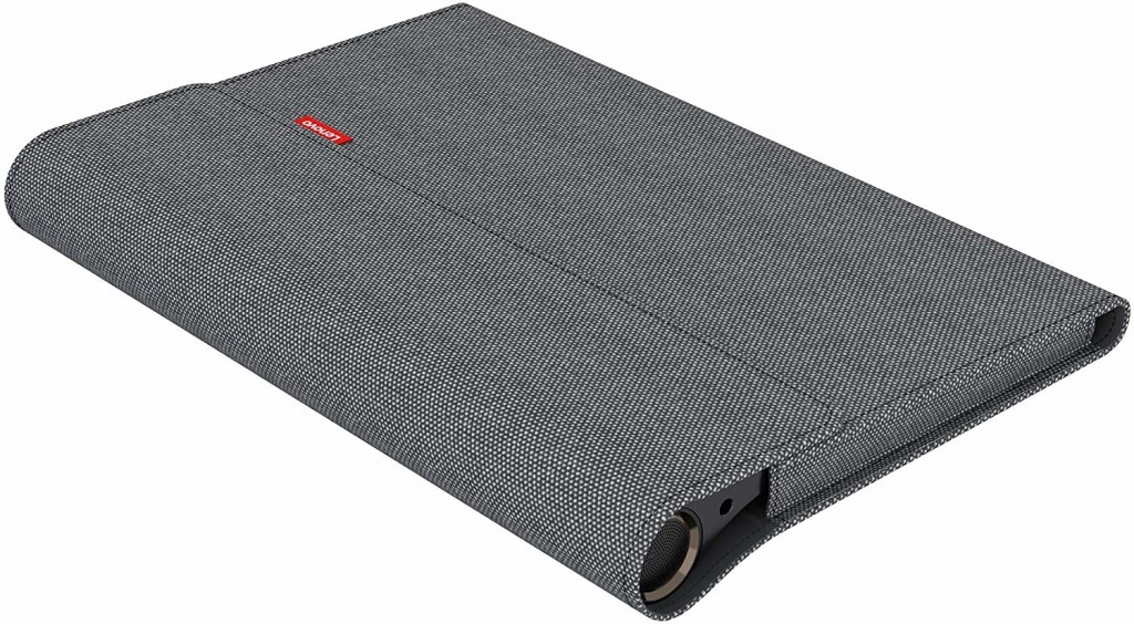 """Lenovo Yoga Smart Tab Sleeve and Film ZG38C02854 Fits up to size 10.1 """", Gray,"""