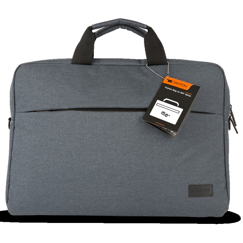 CANYON B-4 Elegant Gray laptop bag