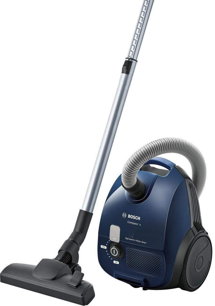 Vacuum Cleaner|BOSCH|BZGL2A311|Canister/Bagged|600 Watts|Noise 80 dB|Blue|Weight 4.4 kg|BZGL2A311